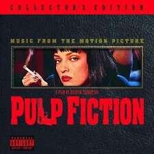 Pulp Fiction Remastered O.S.T. Original Soundtrack Filmmusik CD MCA