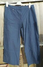 NEXT BLUE FABULOUS TROUSERS SIZE 18 NEVER WORN
