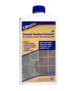 Lithofin KF Cement Residue Remover