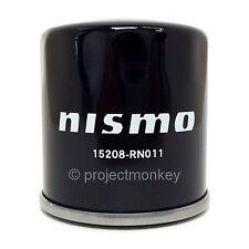Nismo 15208-RN011 Engine Oil Filter Genuine Fits: Infiniti & Nissan M20xP1.5