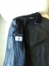 The Original Gianni Versace Mens leather Jacket