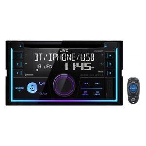 JVC KW-R930BT Bluetooth USB/AUX/CD Receiver