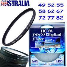 NEW Hoya Pro1 Digital UV DMC LPF Filter 49mm-82 mm Multicoated Pro 1D