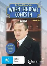 When the Boat Comes in - Series 2 NEW R4 DVD