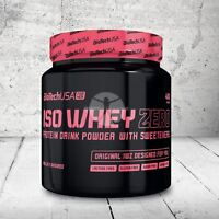 Biotech USA Iso Whey Zero For Her 450g Whey Isolate Protein Drink Sugar FREE