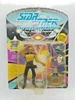 Star Trek Next Generation Playmates Figure Lt. Commander Geordi La Forge, 1992