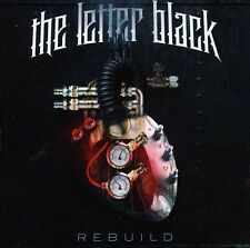 The Letter Black - Rebuild [New CD]
