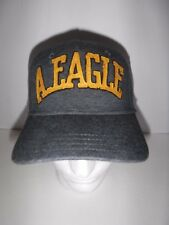 American Eagle Outfitters Men Baseball Cap Hat Gray