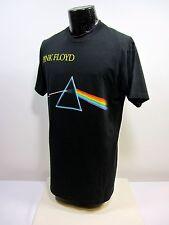 Pink Floyd Dark Side of the Moon Prism Black Tee Shirt Men's XL