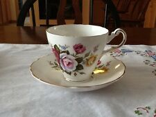 Vintage Regency English Bone China Tea cup and Saucer