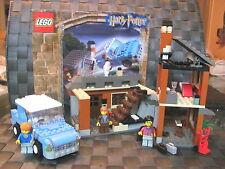 LEGO Harry Potter 4728 Flucht Ligusterweg u BA inkl 3 Fig. u. Zugabe Zimmer