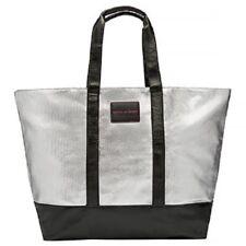 New Victoria's Secret Silver Tote/Weekender Bag