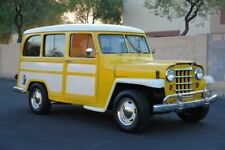 New listing  1951 Willys Wagon