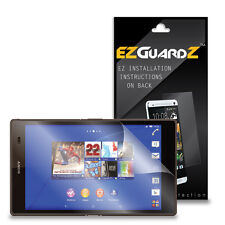 3X EZguardz LCD Screen Protector Skin HD 3X For Sony Xperia Z3 Tablet Compact