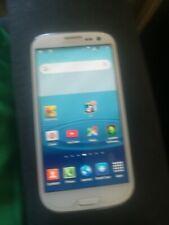 Brand Samsung Galaxy S3 Mini I8190 - 8GB Blue and White Unlocked - Warranty