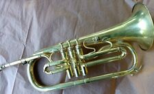 Iconic Brassed off Flugelhorn - Hawkes of Piccadilly Circus