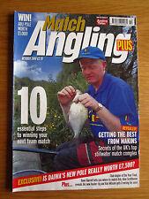Match Angling Plus magazine - October 2000 (Bob Nudd, Kim Milsom, Makin Fishery)