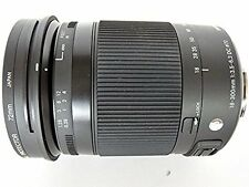 SIGMA For Canon APS - C only 886547 high magnification zoom lens