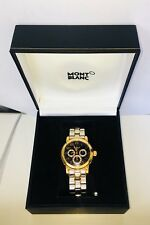 Mont Blanc Montblanc Meisterstuck Stainless-Steel PVD Coated Automatic Watch