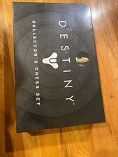 NEW Destiny Chess Board Game Collector's Chess Set