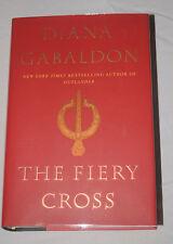 NEW Signed Fiery Cross Diana Gabaldon Autographed Hardcover book Outlander