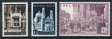 [835] Belgium 1952 good Set very fine MNH Stamps Value $45