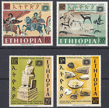Ethiopia: 1967 International Tourist Year, MNH