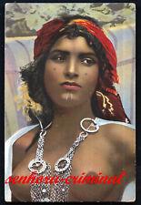 AK - LEHNERT & LANDROCK - Nr. 43 - Esclave marocaine Marokkanische Sklavin HAREM