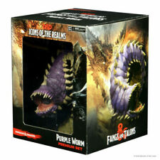 1x D&D Fangs And Talons - Purple Worm - Icons Of The Realms Set 15 Premium Figur