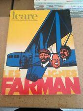 ICARE N°82                 LES LIGNES FARMAN