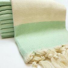 TURKISH HAMMAM LUXURY LARGE PESHTEMAL 100% COTTON BATH TOWEL BEACH