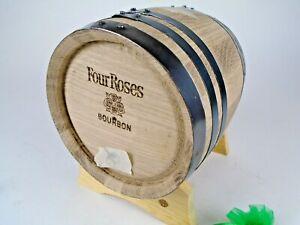 Four Roses Bourbon Barrel Aging Kit Real Bourbon Kentucky Whiskey Barrel New