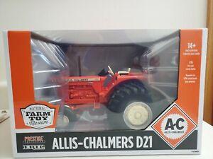 Ertl Prestige 2020 National Farm Toy Museum Allis Chalmers D21 1/16 scale Duals