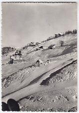 0226 VERCELLI SCOPELLO - MERA - VALSESIA NEVE Cartolina FOTOGRAF. viaggiata 1956