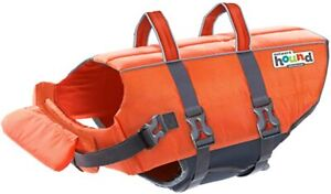 Outward Hound Pupsaver Ripstop Quick Release Easy-Fit Adjustable Dog Life Jacket