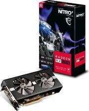Sapphire Nitro Radeon RX 590 8G G5, 8 GB GDDR5, DVI, 2x HDMI, 2x DP, lite retail