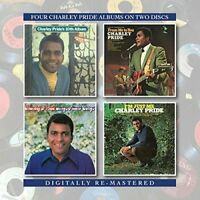 Charley Pride - Charley Prides 10th Album/From Me ToYou/Sings Heart Songs/I [CD]