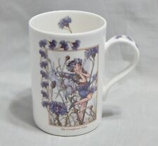 Cicely Mary Barker Flower Fairies Mug Queen's England The Cornflower Fairies