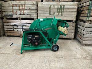 J&H Logs Professional Firewood Petrol Circular Saw 70cm Blade Log Processor