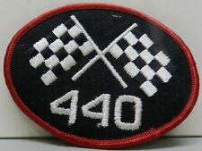 440 PLYMOUTH CUDA DART DODGE BOYS MOPAR RACING DRAG NASCAR CAP JACKET HAT PATCH