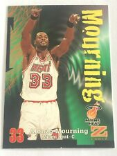 Card Alonzo Mourning Skybox Z FORCE #99