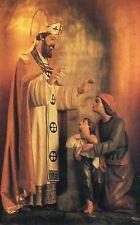 888 San Biagio Santino Holycard