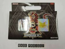 "YUGIOH CARDS ""Dimension set"" / Korean Ver"
