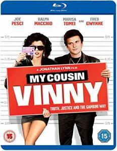 My Cousin Vinny [Blu-ray] [1992] [DVD][Region 2]