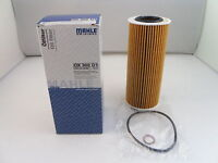Oil Filter BMW 1 3 5 Series X3 2.0 Diesel 2001 to 2010 MAHLE OX368D1