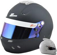 ZAMP - RZ-58 SA2015 Auto Racing Helmet- Snell Rated Opt. Fresh Forced Air Helmet