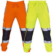Reflective Striped Pants Autumn Mens Casual Sweatpants Jogger Sports Trousers