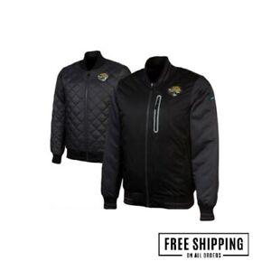 Jacksonville Jaguars Mens Nike NFL On Field Jacket Reversible Large NEW Sideline