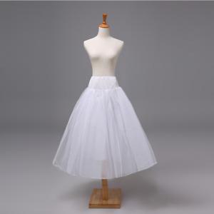Flowergirl Bridesmaid Children Hoopless Net Petticoat /Kid Underskirt /Child Ski