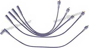 Peugot 309 Mk1,Citroen C15. Bougicord 4313 Quality Plug Lead set